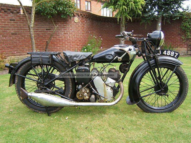 Other  ARIEL LB 1931 Vintage, Classic and Old Bikes photo