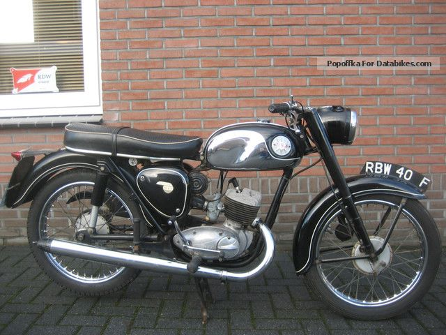 BSA  BANTAM D14 / 4 1968 Vintage, Classic and Old Bikes photo