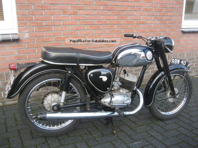 1968 Bsa Bantam D14 4