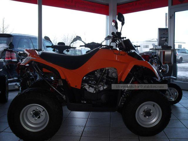 2009 E-Ton  Daemlim ET 300 / mint condition Motorcycle Quad photo