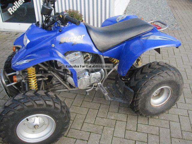 2003 Kreidler  Quad250 Motorcycle Quad photo