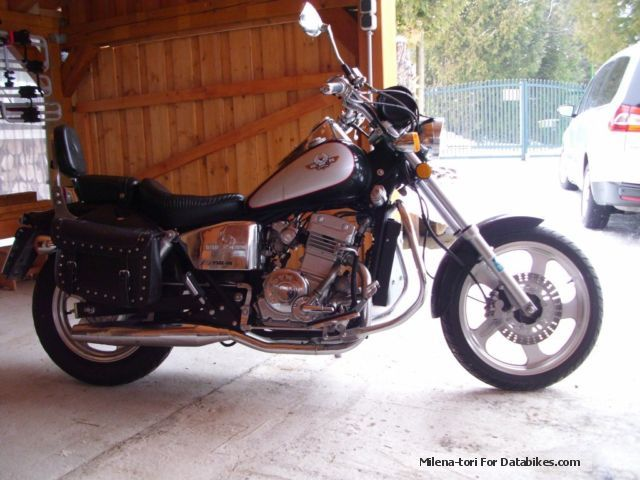 2008 WMI  Regal Raptor Motorcycle Chopper/Cruiser photo