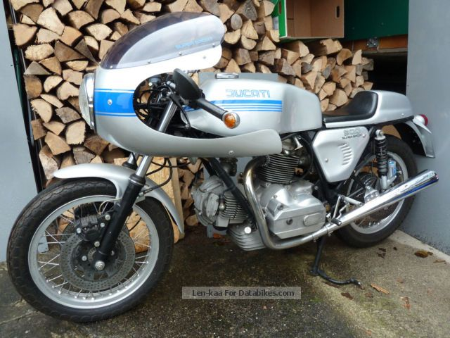 Ducati  900SS 1979 Vintage, Classic and Old Bikes photo