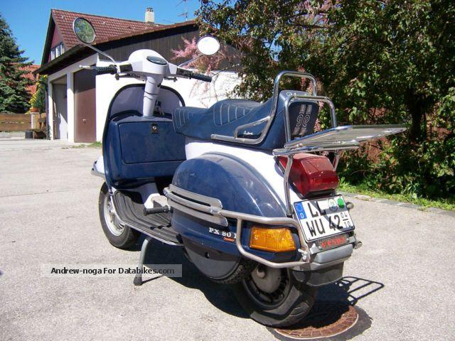 1989 Vespa PX80 Lusso