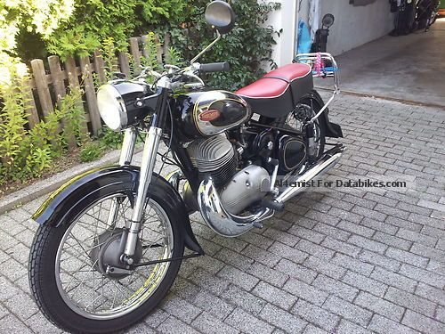 Triumph  Boss 1954 Vintage, Classic and Old Bikes photo
