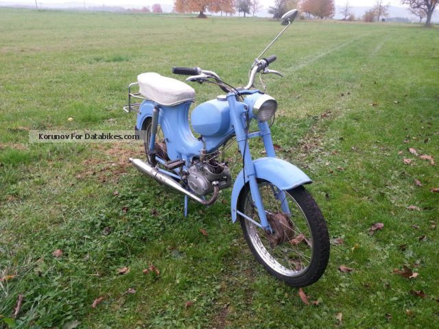 DKW  typ114 1969 Vintage, Classic and Old Bikes photo