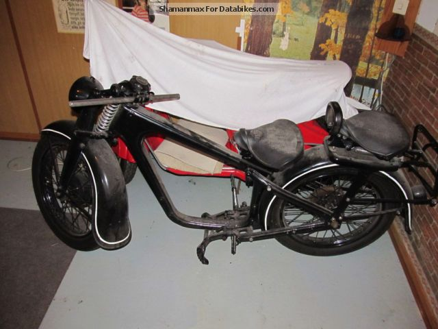 1949 DKW  NZ 250 Motorcycle Motorcycle photo