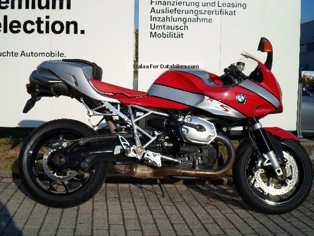 2008 BMW  R 1200 S, new tires Motorcycle Motorcycle photo