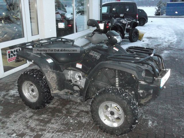 2010 Linhai  ATV 600 LOF Motorcycle Quad photo