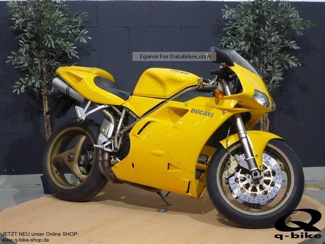 1999 Ducati  916 Motorcycle Motorcycle photo