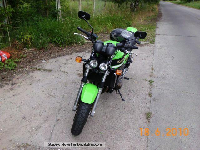 2006 Kawasaki  ZRX1200R Motorcycle Motorcycle photo