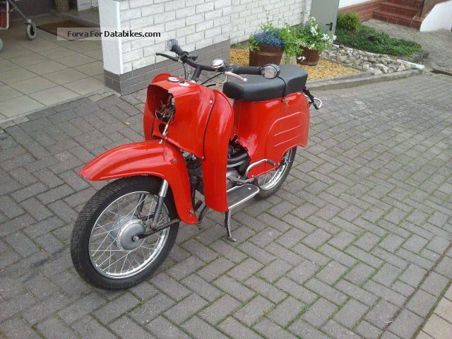 2012 Simson  Schwalbe KR 51/1 Motorcycle Motor-assisted Bicycle/Small Moped photo