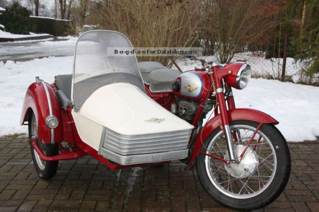 Simson  AWO 425 S Matching numbers 1959 Vintage, Classic and Old Bikes photo