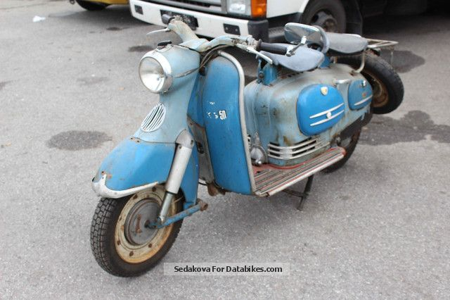 Puch  SR 150 *** 1965 *** 1965 Vintage, Classic and Old Bikes photo