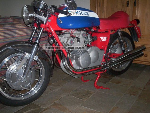 MV Agusta  750 Sport 1972 Vintage, Classic and Old Bikes photo
