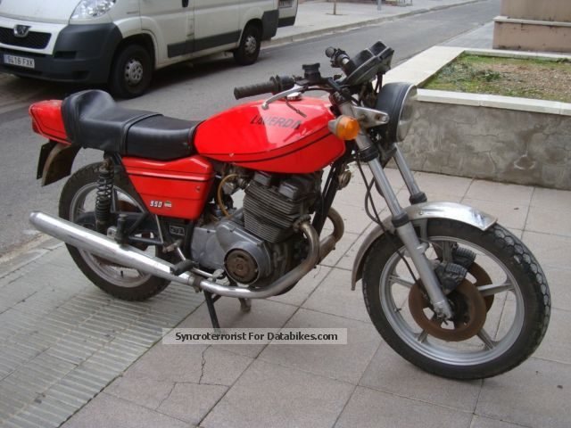Laverda  500 1978 Vintage, Classic and Old Bikes photo