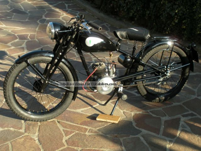 DKW  RT 3 1938 Vintage, Classic and Old Bikes photo