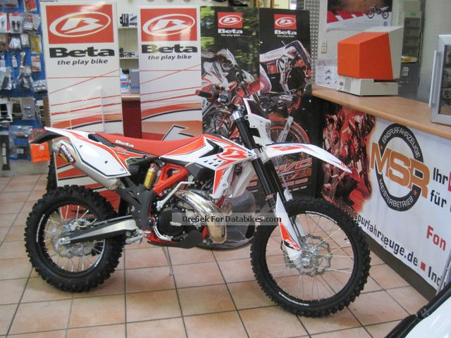 Beta  RR 300 2-stroke 2012 Enduro/Touring Enduro photo