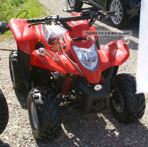 2012 Kymco  Maxxer50 COC NEW available now! Motorcycle Quad photo