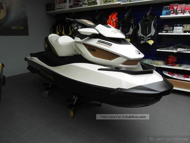 2012 BRP  Bombardier Sea-Doo GTX LTD iS 260 Motorcycle Other photo
