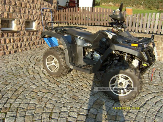 Explorer  Ranger 4X4 2010 Quad photo