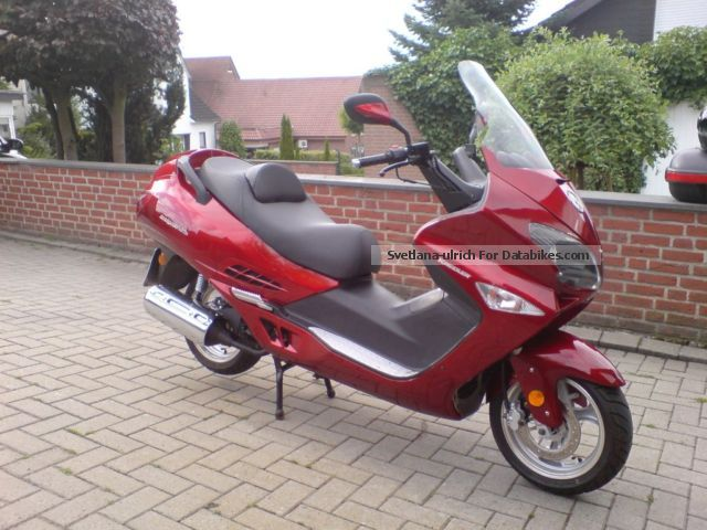 2011 Kreidler  As new Insignio 125 Motorcycle Scooter photo
