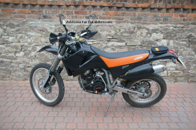 KTM  620 mt Supercompetion warranty 2001 Enduro/Touring Enduro photo