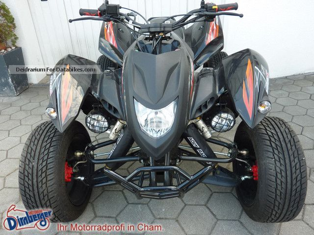 2012 adly hurricane 500 s flat supermoto with lof. Black Bedroom Furniture Sets. Home Design Ideas