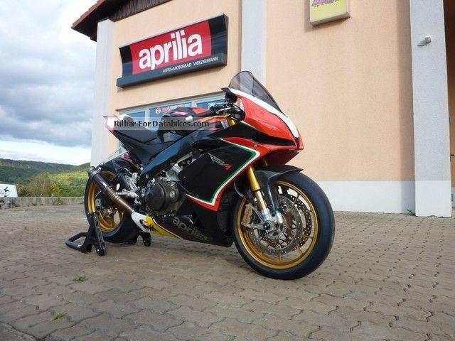 2012 Aprilia  RSV4R APRC ABS!! Model 2013 Motorcycle Sports/Super Sports Bike photo