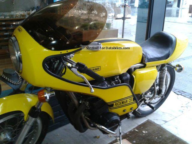 1975 Honda  rickman cr Motorcycle Motorcycle photo