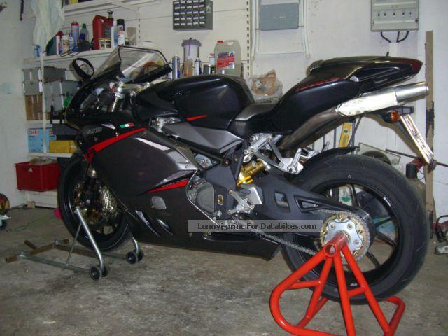 2008 MV Agusta  F4 1000 R Motorcycle Sports/Super Sports Bike photo