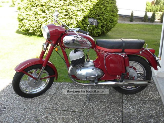 Jawa  350 1967 Vintage, Classic and Old Bikes photo