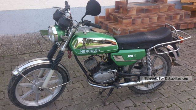 Hercules  MK 2 1978 Vintage, Classic and Old Bikes photo