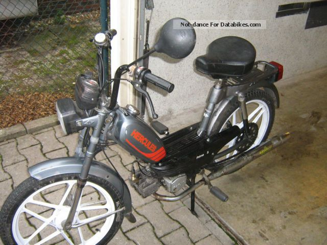 1990 Herkules  prima 5 Motorcycle Motor-assisted Bicycle/Small Moped photo