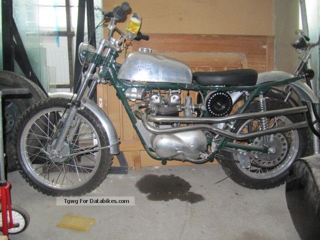 Triumph  Tiger 500 1960 Vintage, Classic and Old Bikes photo