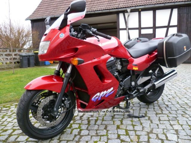 1996 Kawasaki  GPZ Motorcycle Motorcycle photo