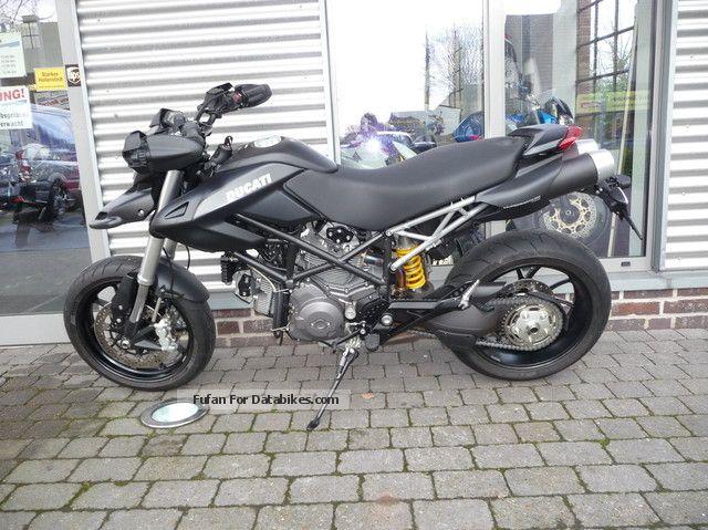2012 Ducati  Hypermotard 796 Motorcycle Naked Bike photo