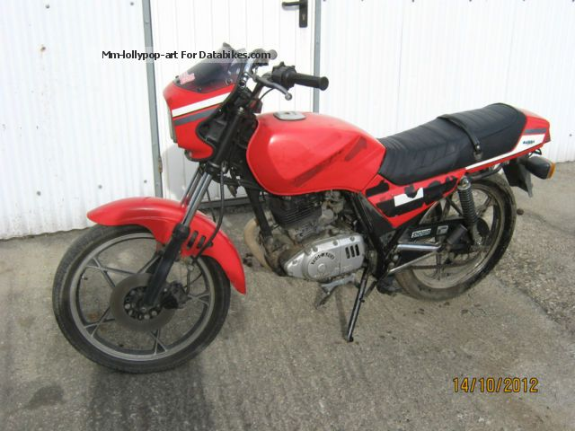 1994 Hyosung  125 Motorcycle Motorcycle photo