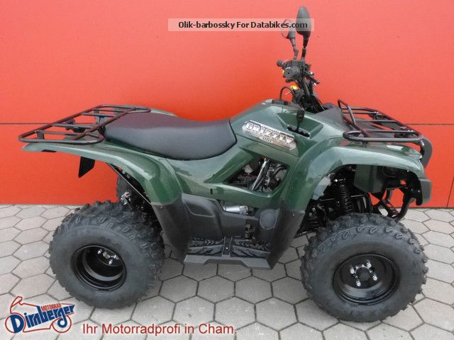 2012 Yamaha  Grizzly 300 NEW in our stock Motorcycle Quad photo