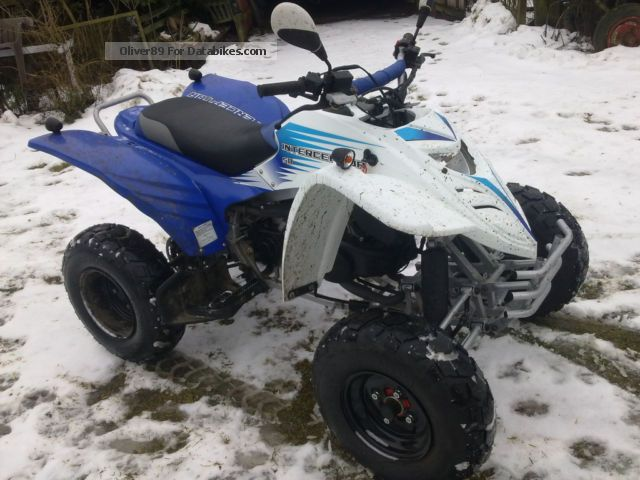 2012 Adly  XXL Super Sonic 50 Motorcycle Quad photo