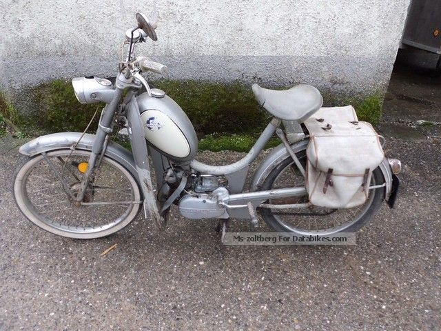 Hercules  Model 221 MFH 1966 Vintage, Classic and Old Bikes photo