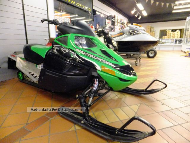 2011 Arctic Cat  F800 SNO PRO Motorcycle Other photo