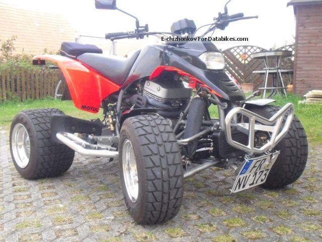 2007 SMC  250 Motorcycle Quad photo