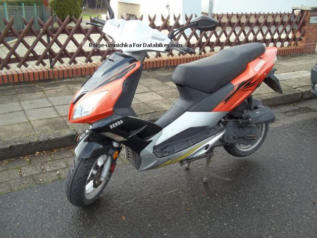 2009 Other  Benda 50cc Motorcycle Scooter photo