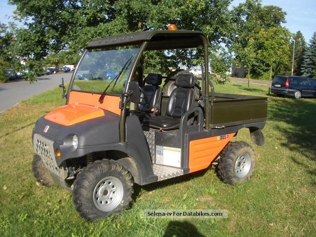 2011 Other  Ausa M 50D 4x4 Diesel Motorcycle Quad photo
