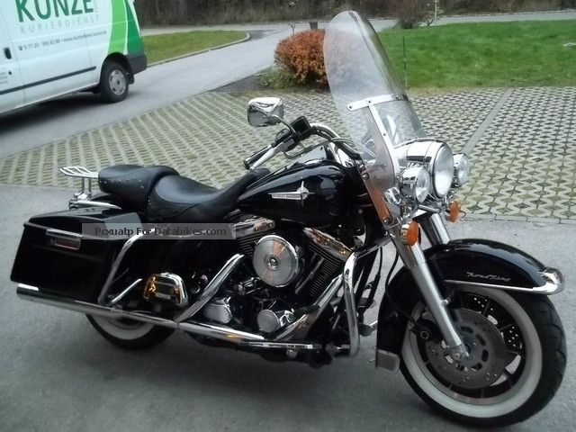 1996 Harley Davidson  Roadking engine only 4800km Motorcycle Chopper/Cruiser photo