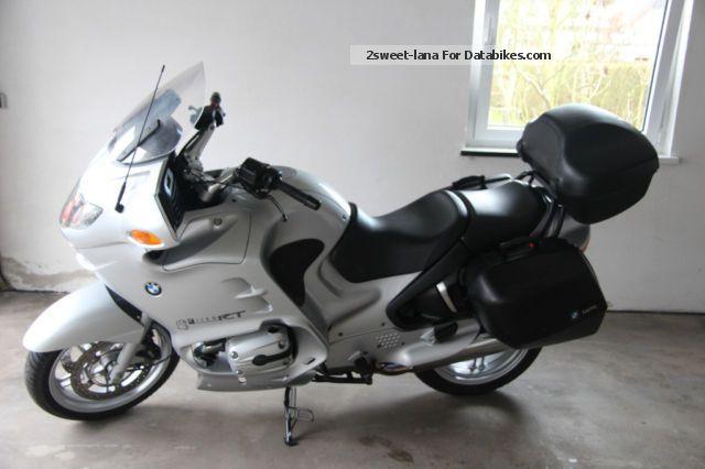 2003 BMW  1150RT Motorcycle Tourer photo
