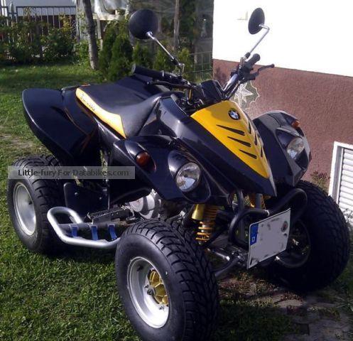 2008 Barossa  BM1 250 GNI -1 Motorcycle Quad photo