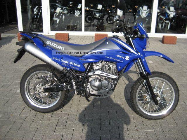 2010 Suzuki DRZ 125 SM DRZ125SM