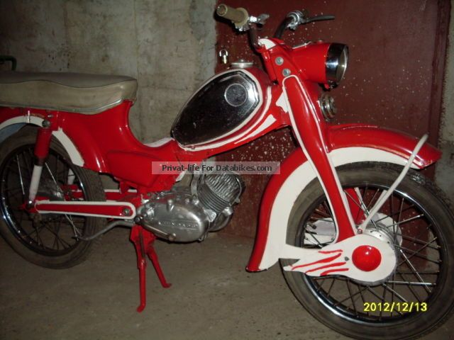 1970 Zundapp  Zündapp combinette Motorcycle Motor-assisted Bicycle/Small Moped photo